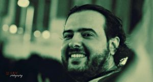ياسر عبداللطيف .. في المحبة يا بلد