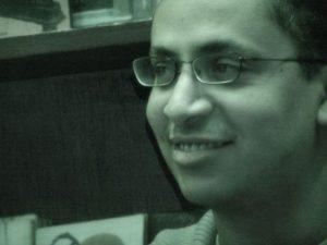 محمد خير: الشعر هو الطريقة الوحيدة التي أعرف بها نفسي
