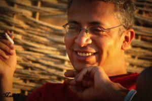 غربة أحمد يماني