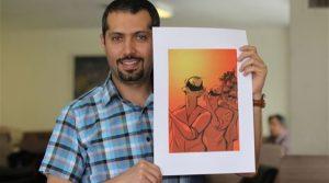 فن الكاريكاتير في إيران: على الفنانين ألا يرسموا صورة قاتمة عن البلاد