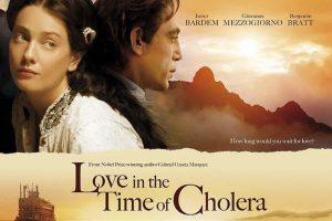 """""""الحب فى زمن الكوليرا"""" .. الرواية تهزم الفيلم !"""