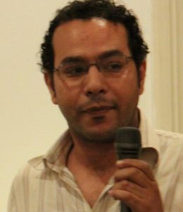درافت لشخصية روائية تدعى حسن عبد الموجود