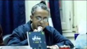 """بالفيديو: محمد خير يقرأ فصلاً من """"سماء أقرب"""""""