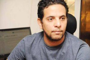 علاء خالد.. الدءوب