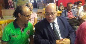 حسين عبد الرحيم وشاكر عبد الحميد