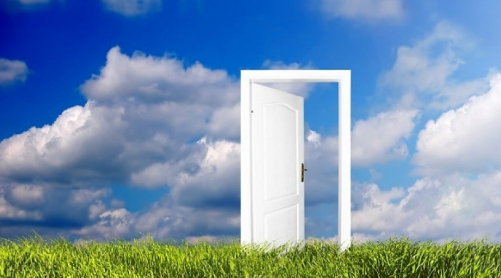 الباب لم يوصلني إليك