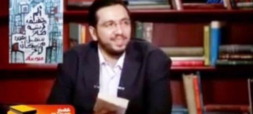 بالفيديو: علاء خالد في عصير الكتب